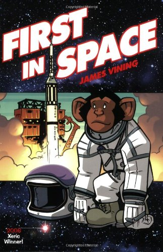 First In Space: James Vining: 9781932664645: Amazon.com: Books