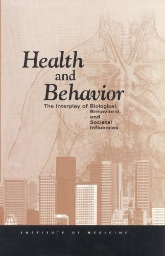 Health and Behavior: The Interplay of Biological,...