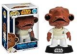 Funko POP Star Wars: Admiral Ackbar Bobble Figure