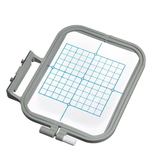 Best Buy! Medium Hoop for Brother SE 270D PE 300 350 400 500D 900D 950D Embroidery Machine