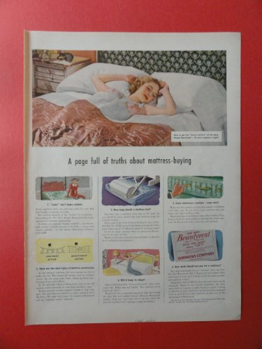 History Of Mattresses front-619980