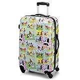 【ディズニーワールド限定】ミニーとミッキーのコミック スーツケース ホワイトデーに