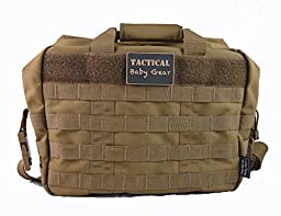 Call of Daddy Tactical Baby Gear Heavy Doodie Diaper Bag (Tan)
