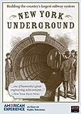 New York Underground  (American Experience)