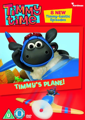 Timmy Time - Timmy's Plane [DVD]