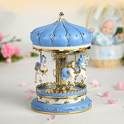 GG Musica cassetta nastro lampada giostra carillon