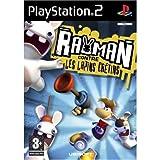 echange, troc Rayman contre les lapins crétins Platinum