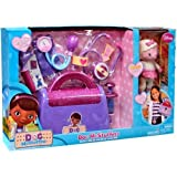 Disney Doc Mcstuffins Doctor's Bag with Bonus Lambie Doll