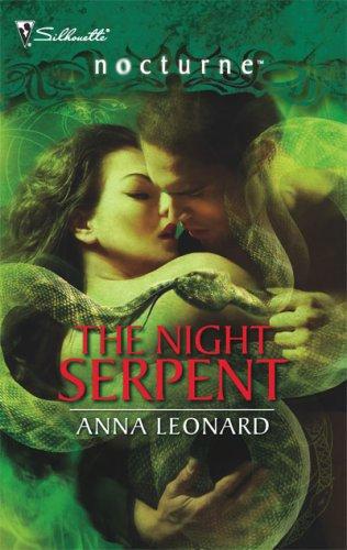 The Night Serpent (Silhouette Nocturne), ANNA LEONARD