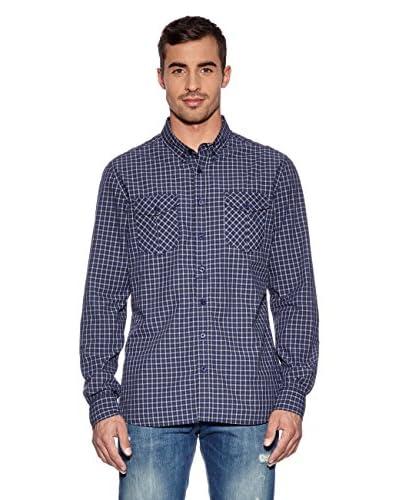 LTB Jeans Camisa Caspar Azul