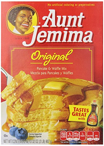 Aunt Jemima Pancake Mix, 2 lb