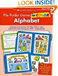 File-Folder Games in Color: Alphabet:...