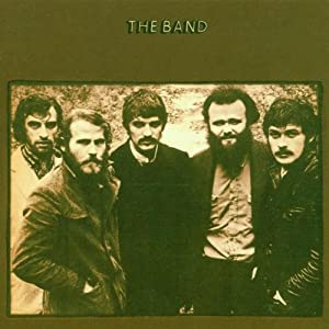 Cover of &quot;The Band&quot;