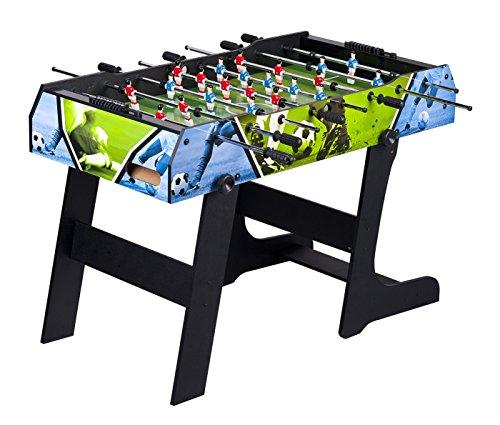 Kicker-Tischfuball-Tischkicker-Kickertisch-faltbar-Klappbar