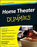 Home Theater For Dummies (For Dummies (Computer/Tech)) - 0470411899