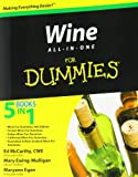 Wine All-in-One For Dummies (0470476265) by McCarthy