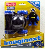 Fisher Price - Imaginext - DC Super Friends - Batman with Rover - 31388