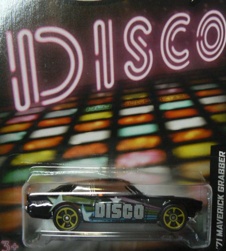 Hot Wheels HW Jukebox 20/32 Disco '71 Maverick Grabber