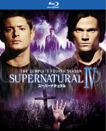 SUPERNATURAL / スーパーナチュラル 〈フォース・シーズン〉コンプリート・ボックス [Blu-ray]