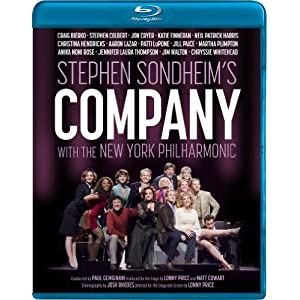 Is the Company 2011 Philharmonic DVD still happening?