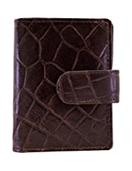 Arpera-Genuine Leather-Slim-Brown-C...