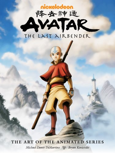 Various - Avatar: The Last Airbender - The Art of the Animated Series