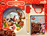 Disney Cookies for Santa Kit