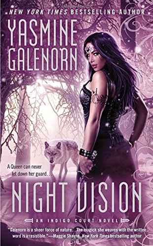 Image of Night Vision (An Indigo Court Novel)
