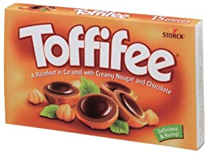 ... Caramel Candies (Storck) 125g : Toffee Candy : Grocery & Gourmet Food