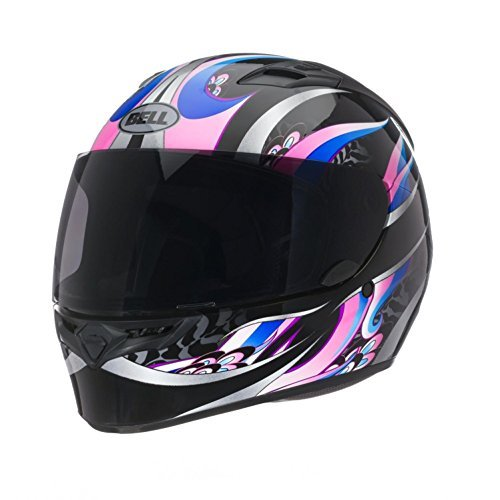 bell-coalition-adult-qualifier-road-race-motorcycle-helmet-black-pink-small