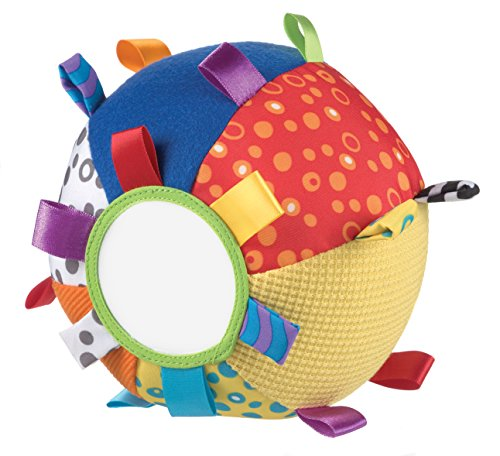 playgro-0180271-pelota-de-tela-con-texturas-espejo-etiquetas-y-sonajero