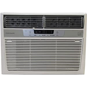 Frigidaire fra106bu1 10 000 btu compact window air for 14 wide window air conditioner