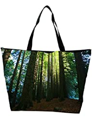 Snoogg Many Tress Designer Waterproof Bag Made Of High Strength Nylon