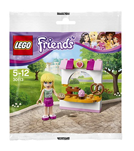 LEGO Friends: Stephanie's Bakery Stand Set 30113 (Bagged) - 1