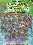 echange, troc Collectif - Partition : Chansons francaises du 20eme siecle vol 2