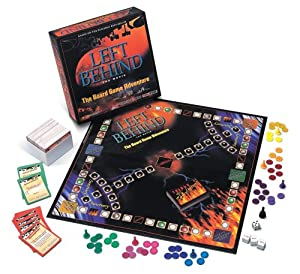 Left Behind-The Movie Board Game