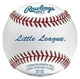 Rawlings RLLB1 Little League Competition Grade Baseballs (One Dozen)