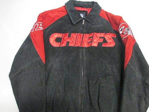 Kansas city chiefs leather jacket