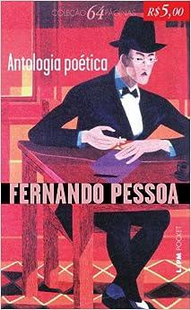 Antologia Poética Fernando Pessoa - Coleção L&PM Pocket 64 Páginas