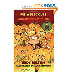 Pee Wee Scouts: Grumpy Pumpkins (A Stepping Stone Book(TM))