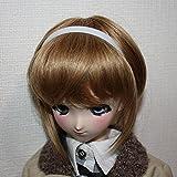 DD/SDサイズカチューシャ白と黒・6個セット