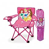 Disney Princess Kids Folding Camp Chair