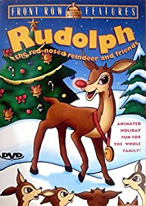 Rudolph Red Nosed Reindeer Friends from Front Row Video