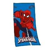 Spiderman Badetuch - Velourstuch