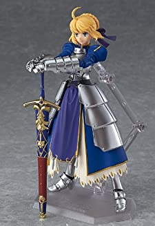 figma Fate/stay night セイバー 2.0 (ノンスケール ABS&PVC塗装済み可動フィギュア)
