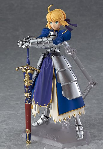 figma Fate/stay nightセイバー 2.0 ノンスケール ABS&PVC製 塗装済み可動フィギュア