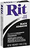 Rit Dye Powdered Fabric Dye, Black