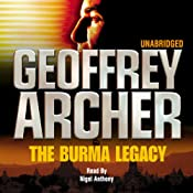 The Burma Legacy | [Geoffrey Archer]