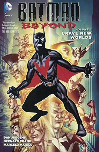 Batman Beyond 1: Beyond the Bat