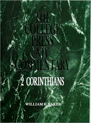 2 Corinthians (College Press NIV Commentary)